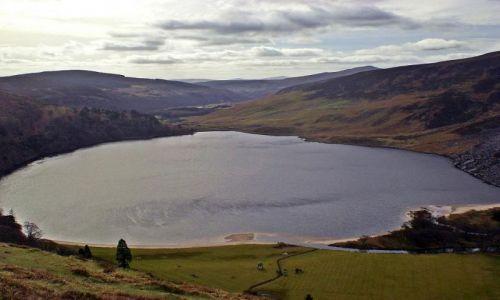 Zdjęcie IRLANDIA / - / Góry Wicklow / Upper Lake