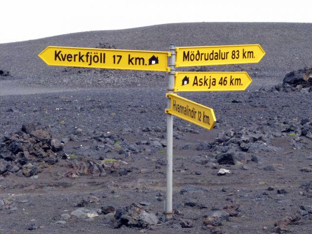 Zdj�cia: skrzyzowanie, interior, islandskie dylematy, ISLANDIA