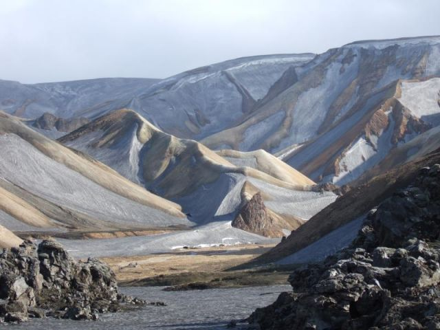 Zdjęcia: Landmannalaugar, Jak z Bajki, ISLANDIA