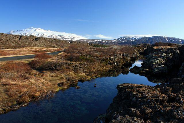 Zdjęcia: Þingvellir, południowy zachód, Park Narodowy Þingvellir, ISLANDIA