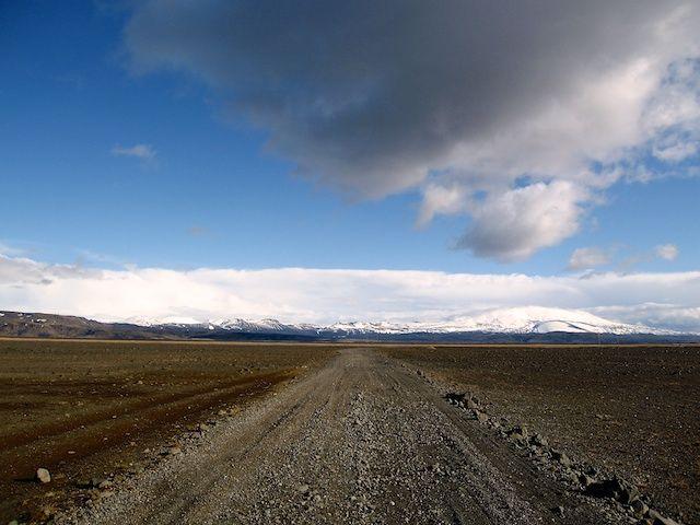 Zdjęcia: Iceland, Droga.... (Iceland), ISLANDIA