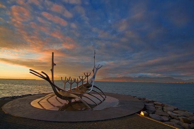 Zdjęcia: Reykjavik, Słoneczny Podróżnik, ISLANDIA