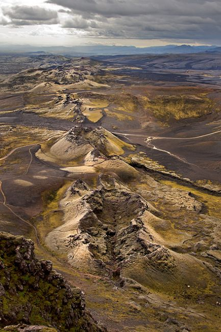 Zdjęcia: Lakagigar, Kratery Laki., ISLANDIA