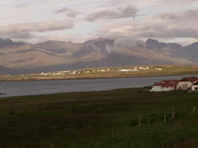 Zdjęcia: okolica Breiddalsvik, wschodnia islandia, Breiddalsvik, ISLANDIA