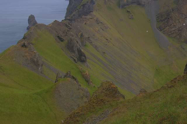 Zdjęcia: Wyspa Heimaey, Wyspy Westmanów, Spacer pośród zieleni, ISLANDIA