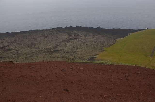 Zdjęcia: Wyspa Heimaey, Wyspy Westmanów, Cztery żywioły, ISLANDIA