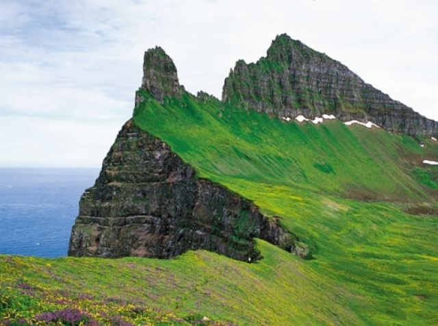 Zdj�cia: P�wysep Hornstrandir, Krucho��, ISLANDIA