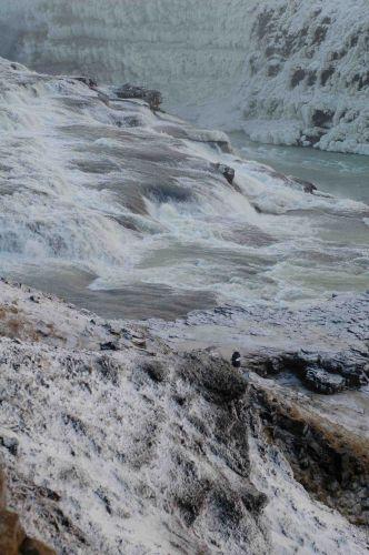 """Zdjęcia: Gullfoss, """"Złoty Wodospad"""", ISLANDIA"""