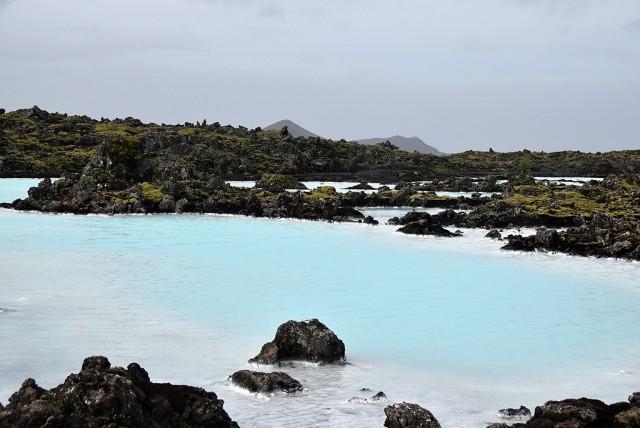 Zdjęcia: Błękitna Laguna, Reykjanes, błękitna laguna, ISLANDIA