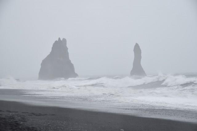 Zdjęcia: Plaża Reynisfjara, Islandia, Plaża Reynisfjara, ISLANDIA