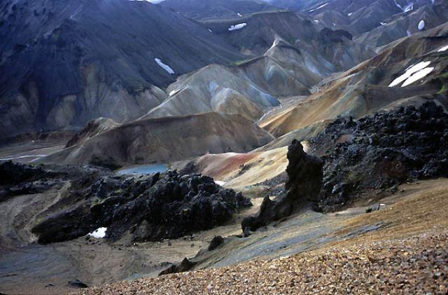 Zdjęcia: Islandia, Landmannalaugar, Landmannalaugar, ISLANDIA