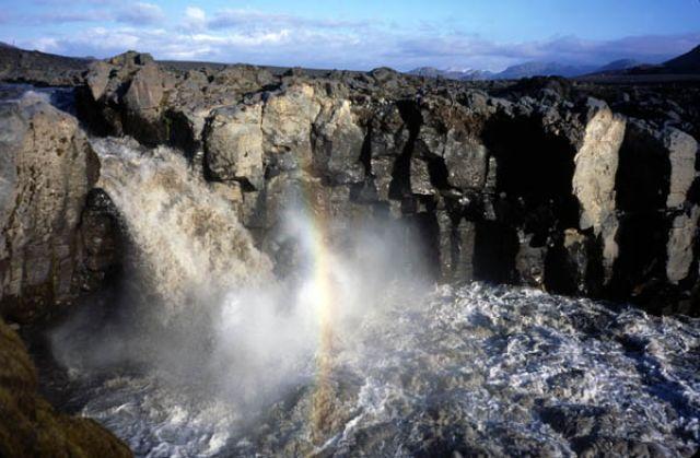 Zdjęcia: Islandia, pustynia Emstrur, siły natury, ISLANDIA