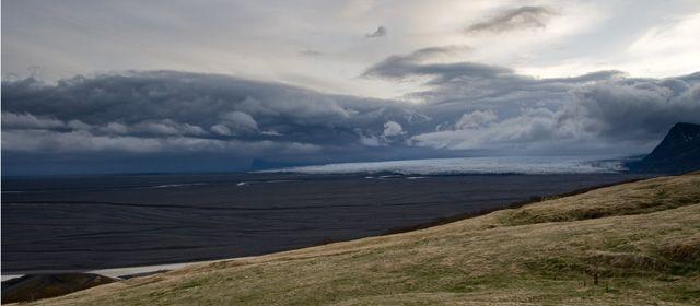 Zdjęcia: Bolti, Lodowiec Skeioararjokull, ISLANDIA