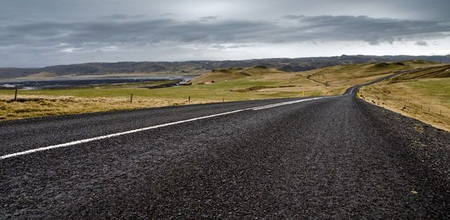 Zdj�cia: Holt, Droga nr.1, ISLANDIA
