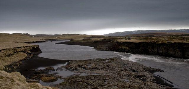 Zdjęcia: Holt, Rzeka Kudafljot, ISLANDIA