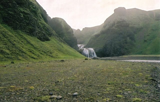 Zdjęcia: okolice Kirkjubaejarklaustur, spadwody, ISLANDIA