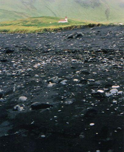 Zdjęcia: Vik, czarna plaża, ISLANDIA