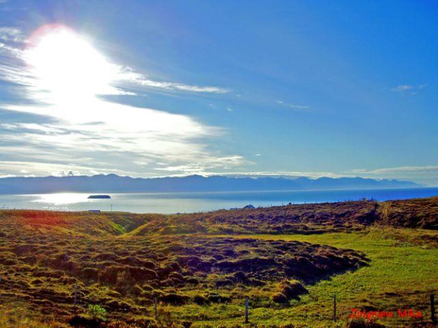 Zdjęcia: Husavik, Polnocna Islandia, Mala wysepka, ISLANDIA