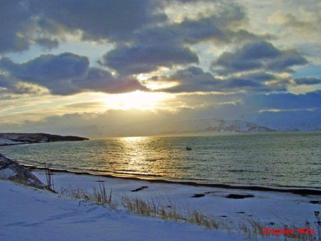 Zdjęcia: Husavik, Polnocna Islandia, Zatoka, ISLANDIA