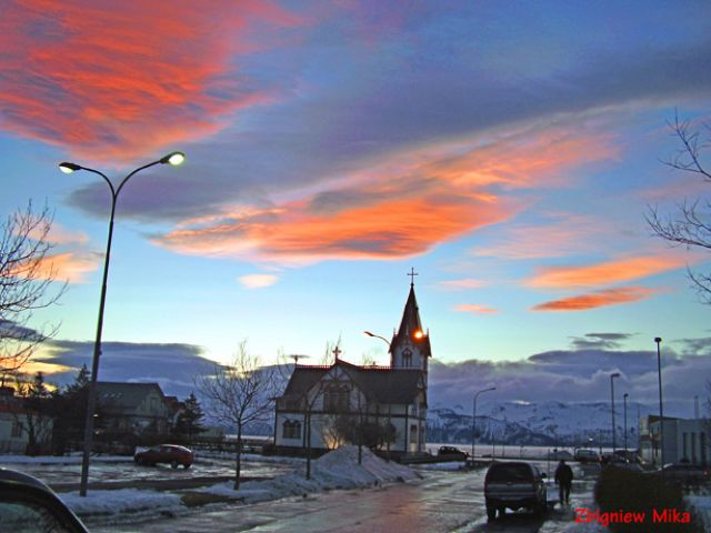 Zdj�cia: Husavik, Polnocna Islandia, Husavik, ISLANDIA