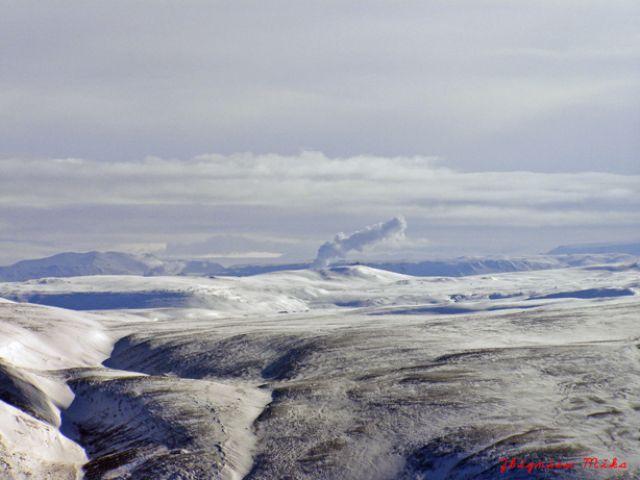 Zdj�cia: Husavik, Polnocna Islandia, Husavik zima, ISLANDIA
