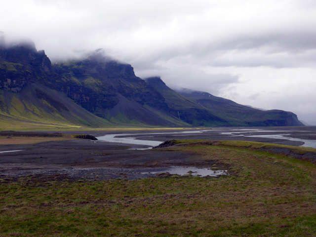 Zdjęcia: Okolice Vik, Południowa Islandia, Okolice Vik, ISLANDIA