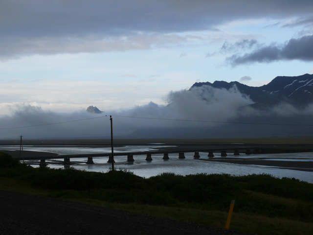 Zdjęcia: Okolice Lón, Południowa Islandia, Wstydliwe góry, ISLANDIA