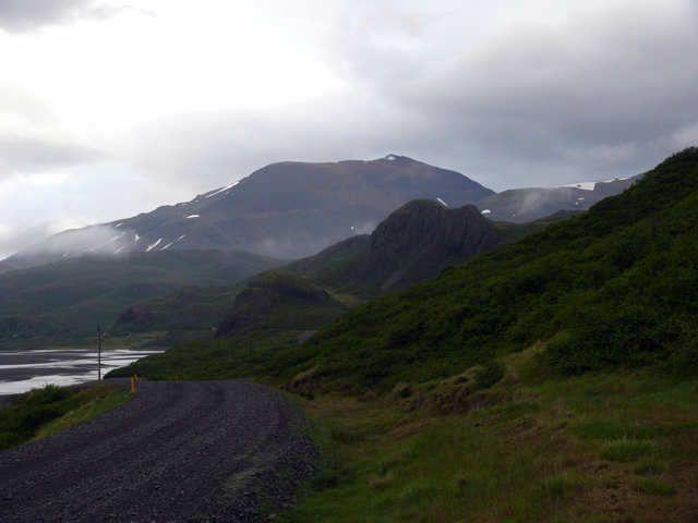Zdjęcia: Okolice Lón, Południowa Islandia, Okolice Lón, ISLANDIA