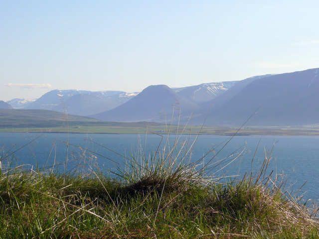 Zdjęcia: Fiord Eyjafjóur, Północna Islandia, Okolice Akureyri, ISLANDIA
