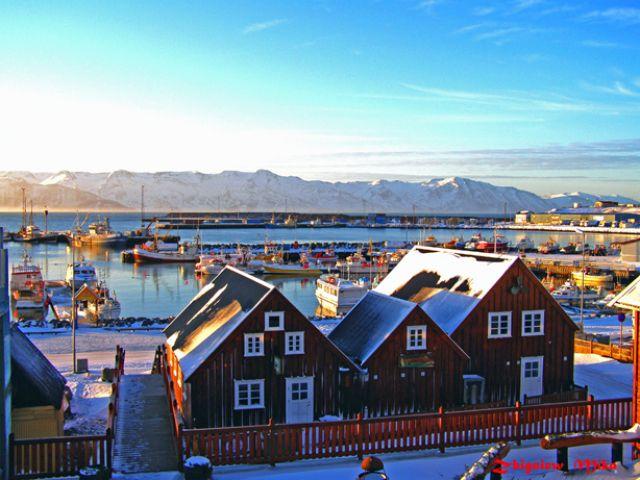 Zdjęcia: Husavik, Polnocna Islandia, H, ISLANDIA