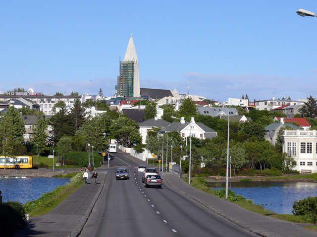 Zdjęcia: Reykjavik, Pd. Zach. Islandia, Reykjavik, ISLANDIA