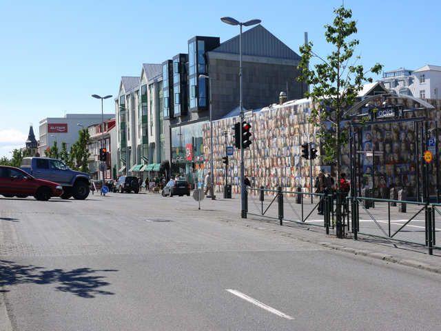 Zdjęcia: Reykjavik , Pd. Zach. Islandia, Głos dzieci, ISLANDIA