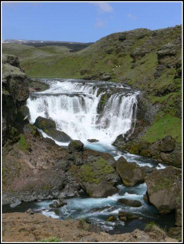 Zdjęcia: Na szlaku do Porsmork, Islandia poludiowa, Jeden z wielu, ISLANDIA