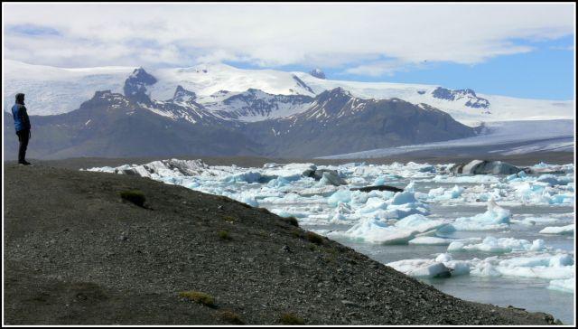 Zdjęcia: Laguna lodowcowa Jokulsarlon, Islandia poludiowa, Laguna lodowcowa Jokulsarlon, ISLANDIA