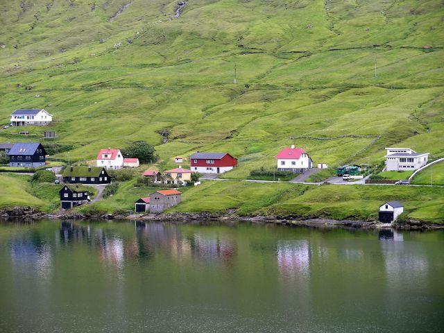 Zdjęcia: fiord, wschodni fiord, w-y Owcze, ISLANDIA