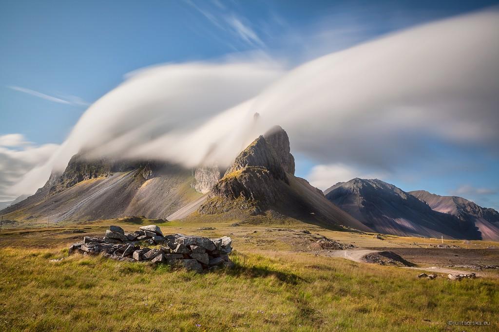 Zdjęcia:  Eystrahorn ,  Eystrahorn , ISLANDIA