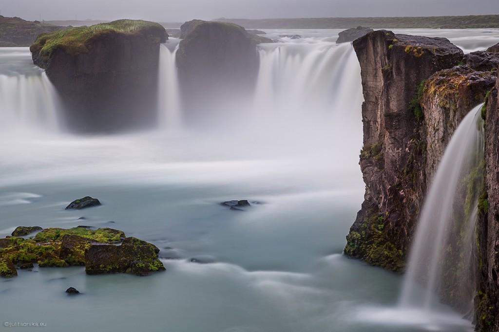 Zdjęcia:  Godafoss ,  Godafoss , ISLANDIA