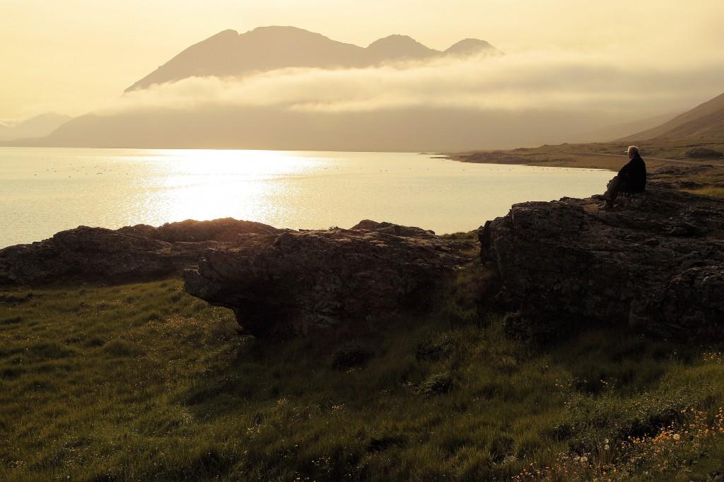 Zdjęcia: Islandia, Zaduma, ISLANDIA