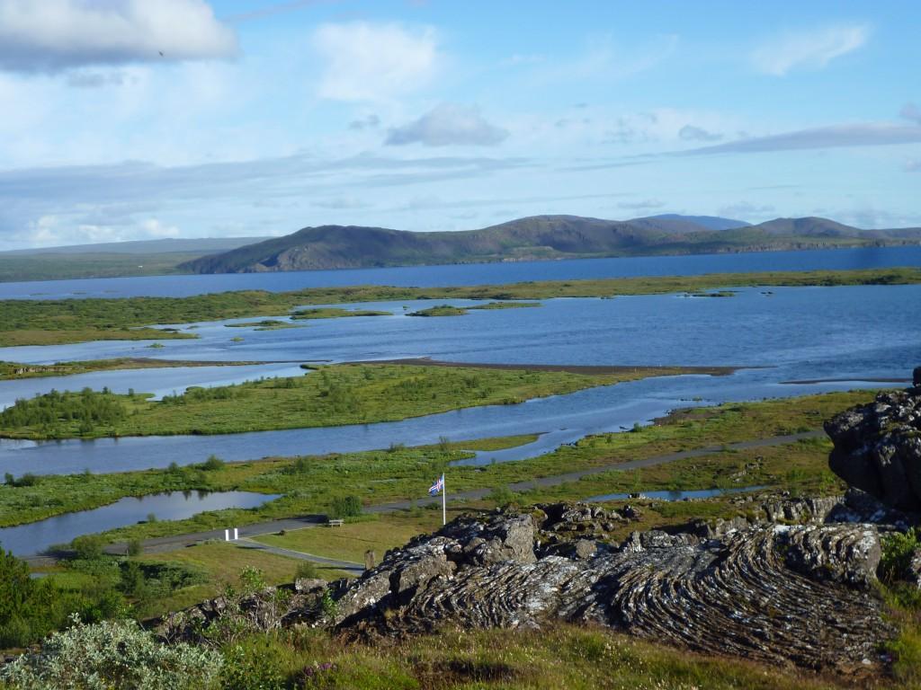 Zdjęcia: Thingvellir, Park Narodowy T, Islandia, ISLANDIA