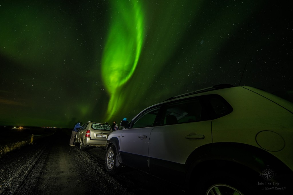Zdjęcia: Islandia, Southern Iceland, #aurorahunting, ISLANDIA