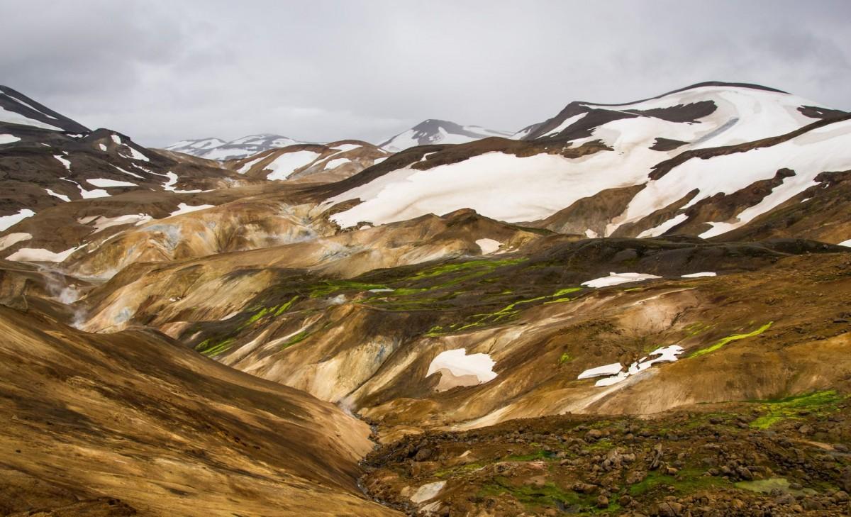 Zdjęcia: Góry Kerlingarfjoll, Kerlingarfjöll, ISLANDIA