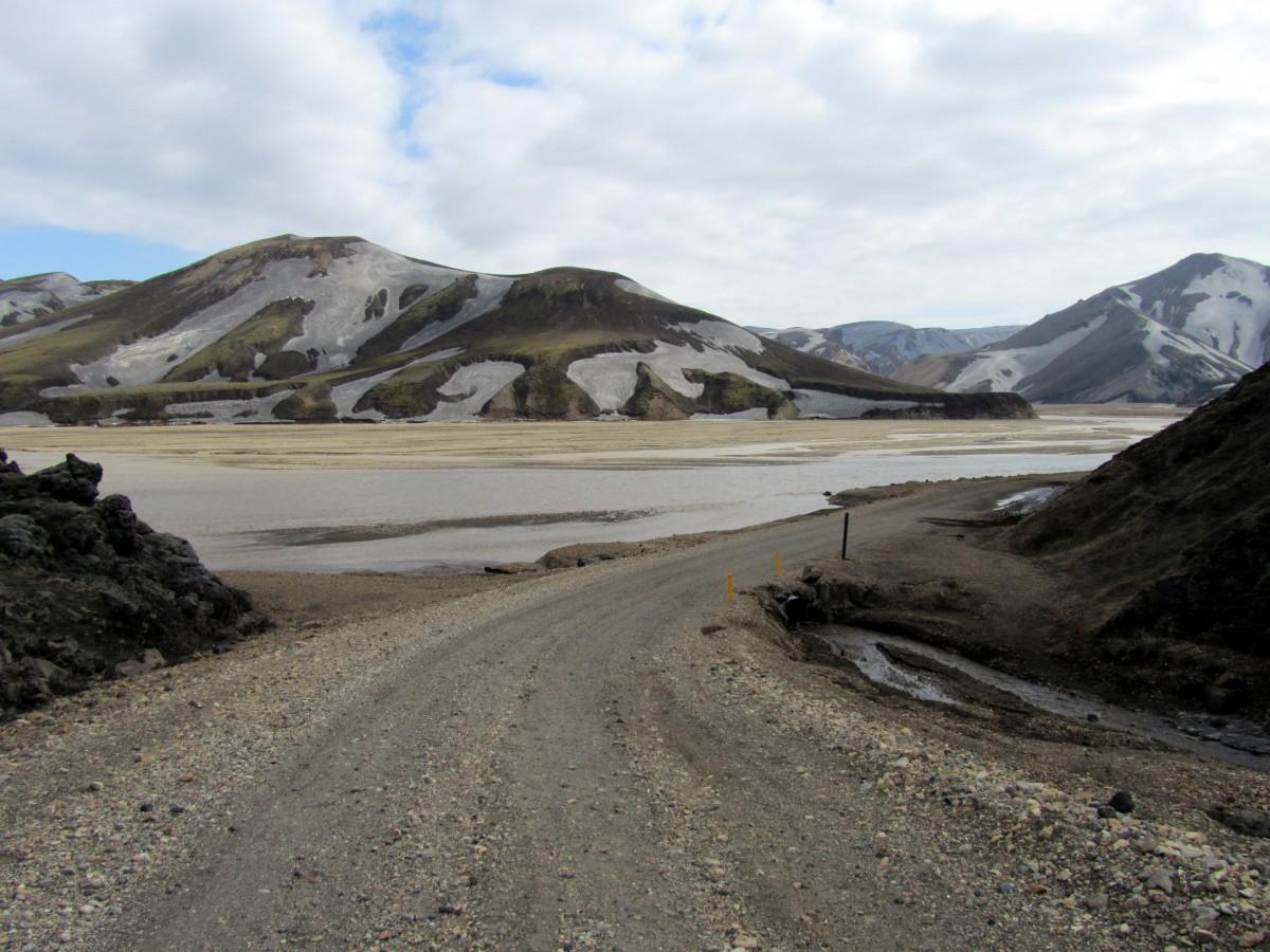 Zdjęcia: Góry Landmannalaugar, PN zach. Islandia,  Magiczny Landmannalaugar, ISLANDIA