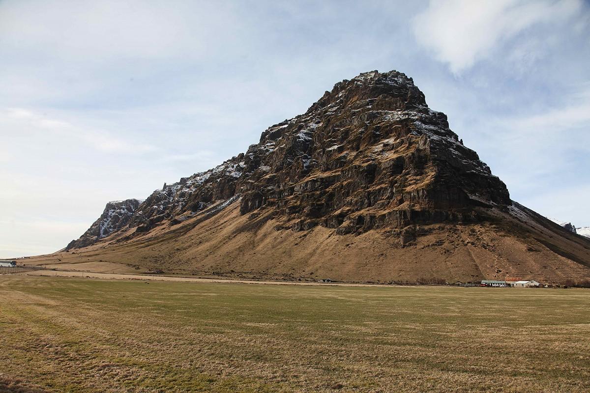 Zdjęcia: Thorvaldseyri , Okolice wulkanu Eyjafjallajökull, Pod wulkanem, ISLANDIA