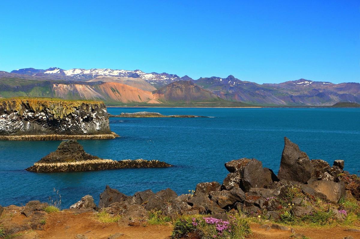 Zdjęcia: .., ., zachod, ISLANDIA