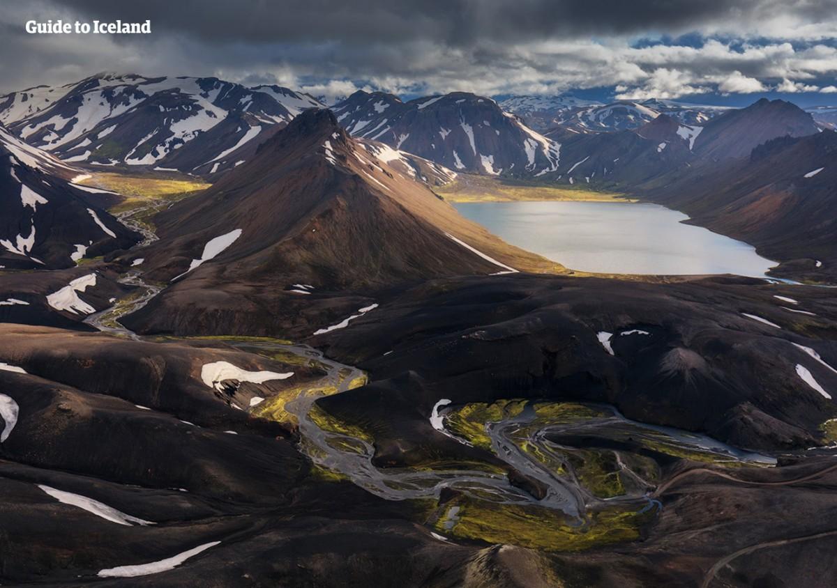 Zdjęcia:  , Highlands , Fjallabak, ISLANDIA