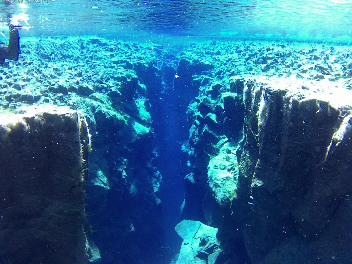 Zdjęcia: Jezioro, Thingvallavatn, Między płytami kontynentalnymi, ISLANDIA