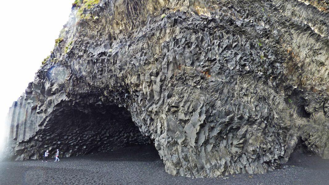 Zdjęcia: Reynisfjara - czarna plaża, Islandia południowa, Islandia - kraina tysiąca planet, ISLANDIA