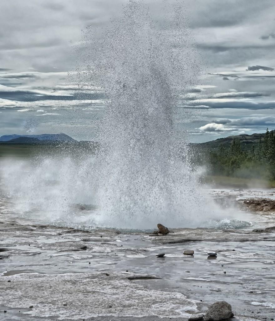 Zdjęcia: Geysir, Geysir, Gejzer, ISLANDIA