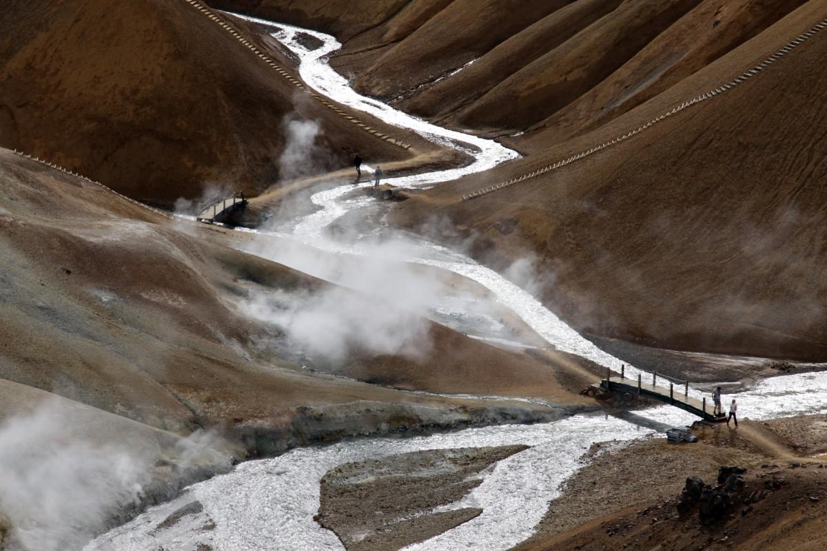 Zdjęcia: Sprengisandur, I dalej w drogę, ISLANDIA