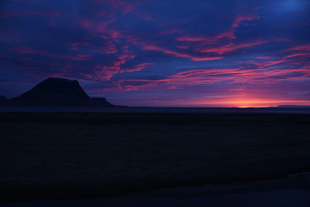 Zdjęcia: Kirkjufell, Islandia Zachodnia, Kirkjufell, ISLANDIA